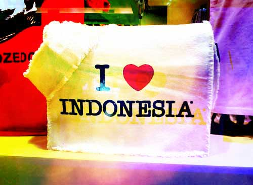 Indonesia-Menyenangkan