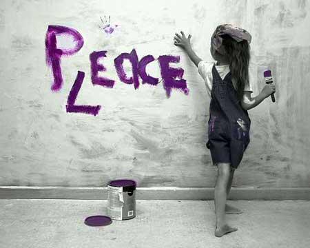 Peace, Please!
