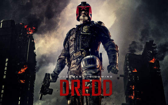 wallpaper film dredd