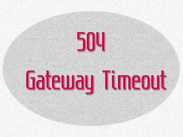 504-Error-Server