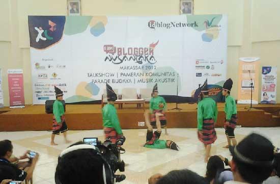 A'raga Takraw Blogger Nusantara 2012