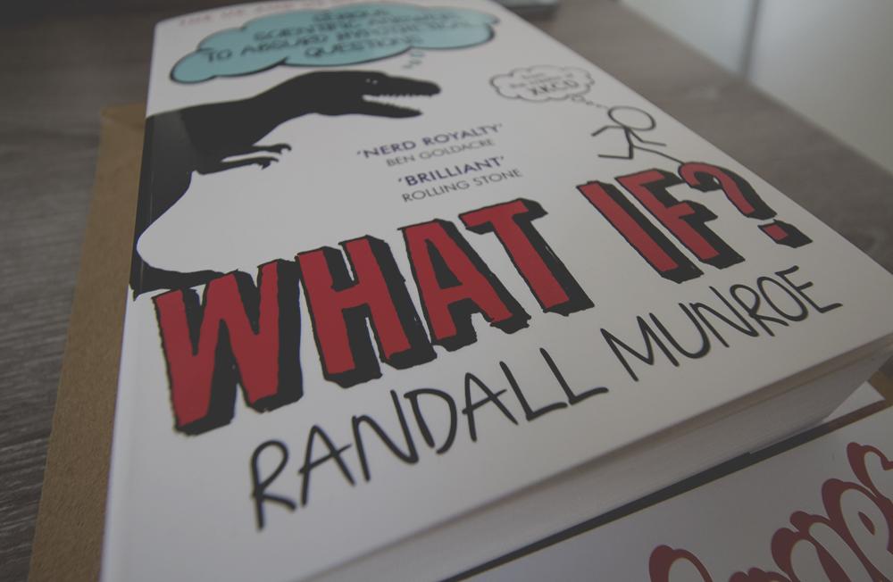 What If, karya Randall Munroe