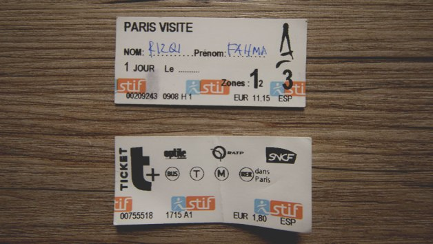 Paris-Visite-Card