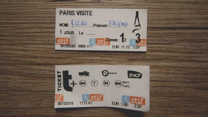 Paris-Visite-Card