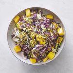 Cabbage mango salad
