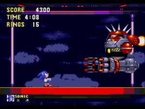 Sonic 3 - Final Boss
