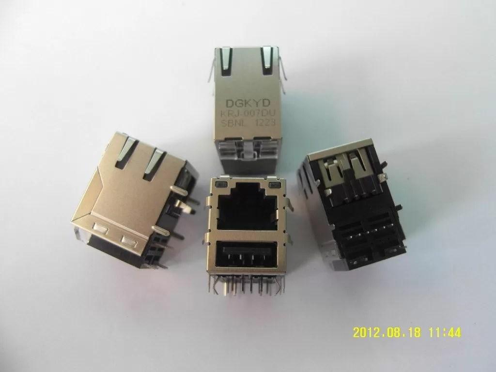Usb Connectors Pinout Female