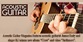 Acoustic Guitar Mag Banner for Web Small