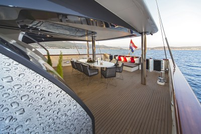 Navilux Sailing Yacht for charter in Croatia