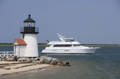 from RJC yacht charter vacation in New England