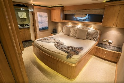 Nicole Evelyn luxury charter yacht