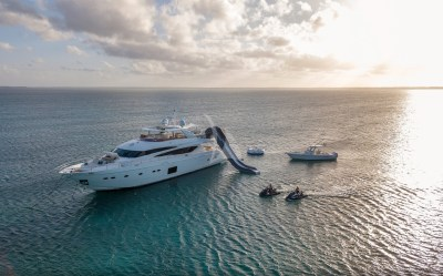 Lady Cope, luxury charter yacht, Bahamas