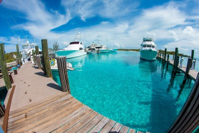 from RJC yacht charter vacation in the Bahamas