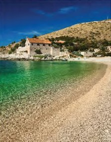 from RJC yacht charter vacation in Croatia