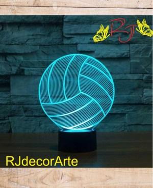 lampara led voleibol