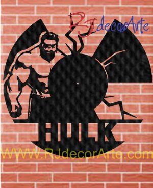 Reloj Hulk