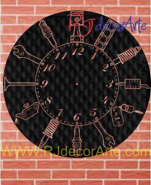 Reloj mecánico 1