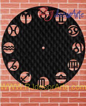 Reloj zodiaco