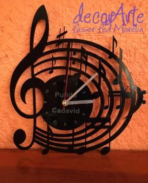reloj musica 1
