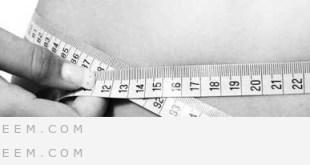 حاسبة الوزن المثالي