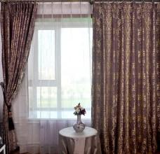 Photo of ستائر نوافذ قمة في الجمال و الاناقة تزيد رونقا لجمال المنزل