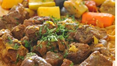 Photo of وصفه سهلة مكعبات اللحم بالخلطه لذيذه و سهله