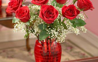Photo of الورود اجمل لمسات للديكور
