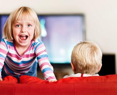 طفلك و التلفزيون