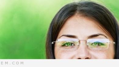 Photo of طرق لتحصلين على أفضل ماكياج يناسب النظارات الطبية