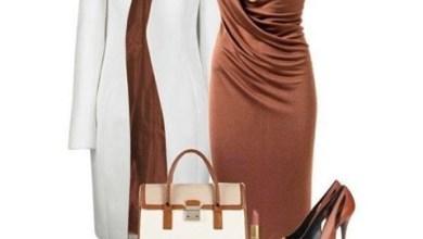 Photo of موضة اللون البني في تنسيق ملابس 2014