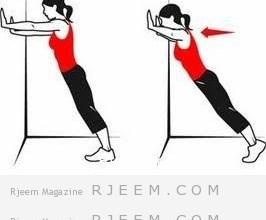 حركات رياضية تخلصك من ترهلات الذراعين