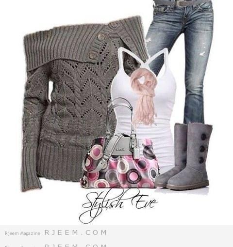 موضة 2014 تنسيق ملابس كيوت