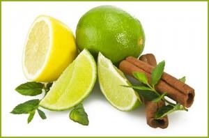 احرق الشحوم بخلطات  الليمون