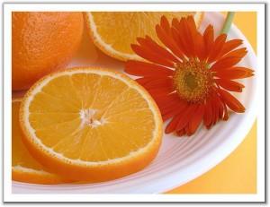 مافن البرتقال اللذيذ