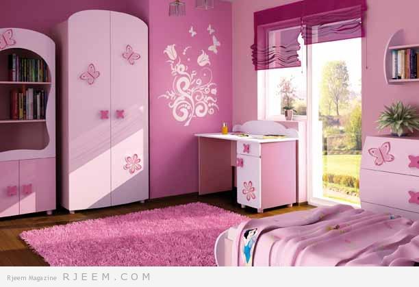 غرف نوم الاطفال
