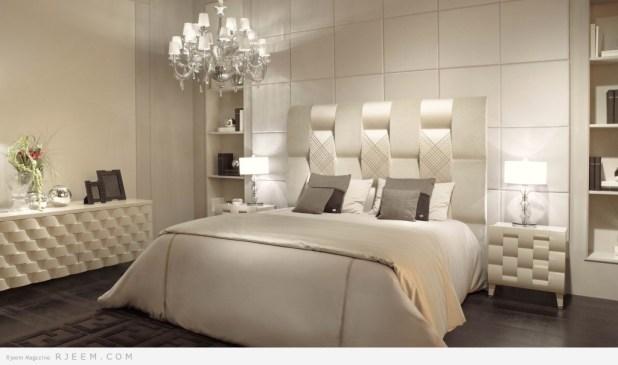 ديكورات غرف نوم فخمة 2014