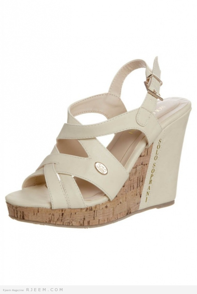 احذية مميزة لصيف 2014