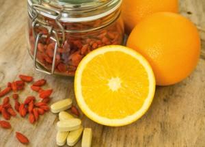 احصل على النشاط مع الفيتامينات والمعادن