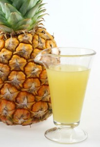 قناع زيت  جوز الهند وعصير الاناناس ضد التجاعيد