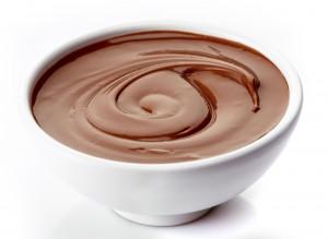 كريم التحلية بالشوكولاطة