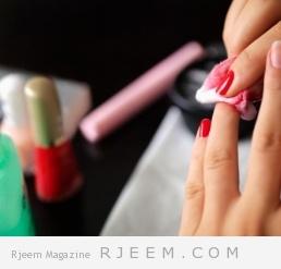 اليك طريقة آمنة لإزالة الأظافر الاصطناعية