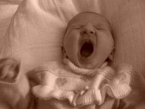 ابني لا ينام في الليل كيف اتصرف معه
