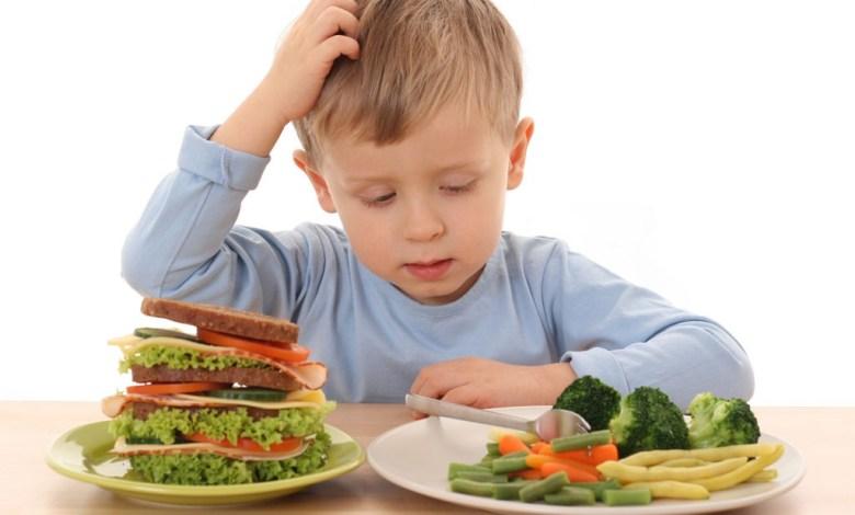 Photo of كيف تعودين طفلك على تناول الاكل الصحي