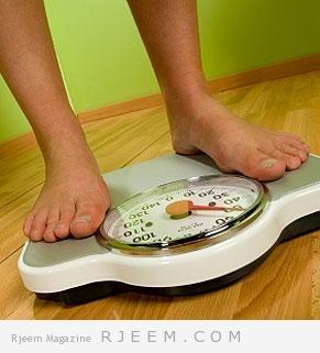اتبع حمية لكن لماذا لم اخسر وزنا هذا الأسبوع ؟