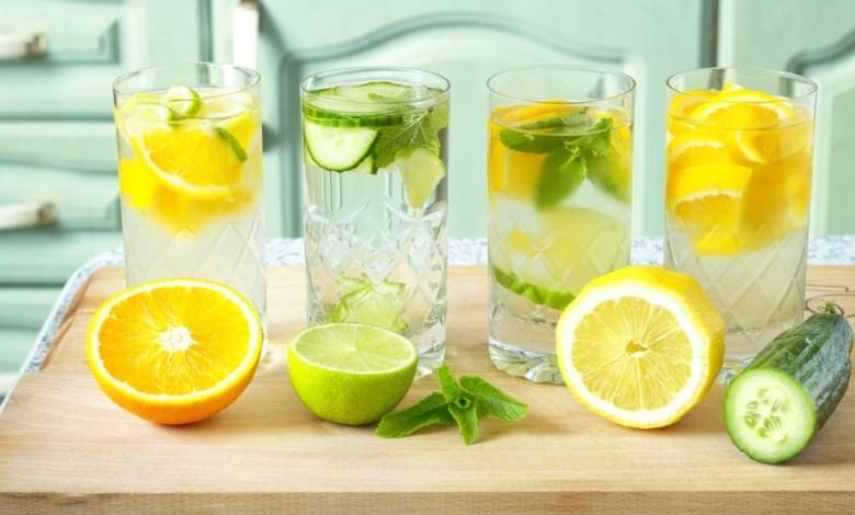 Photo of مشروبات طبيعية لبطن مشدود