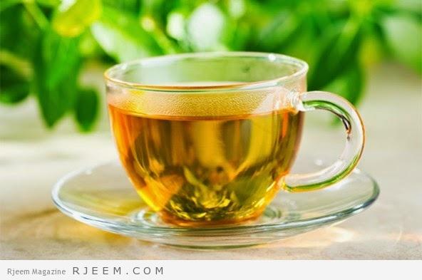 مضار الشاي الاخضر