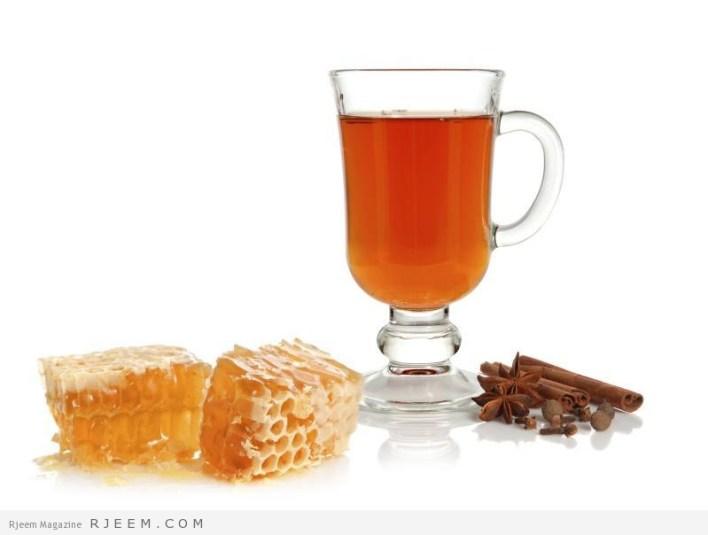 القرفة و العسل