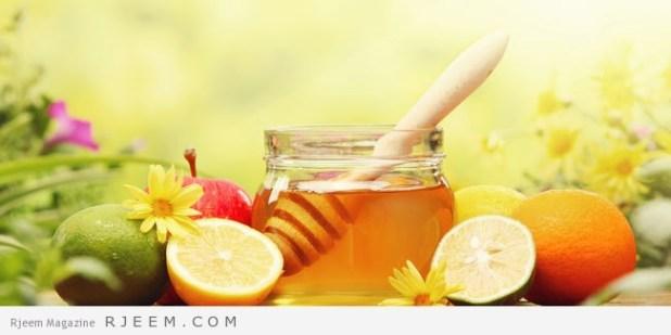 قناع ماسك العسل للبشرة