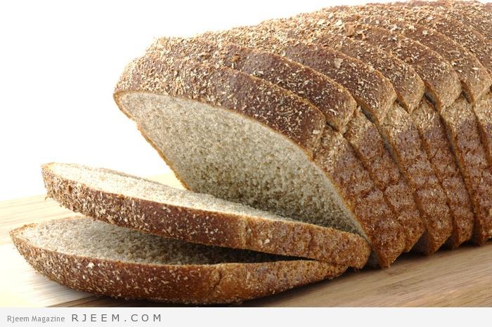 فوائد الخبز الاسمر