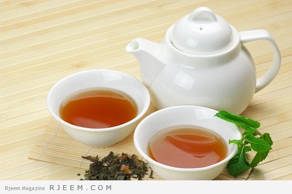 الشاي الاخضر للتخسيس كيف يعمل الشاي الاخضر لانقاص الوزن